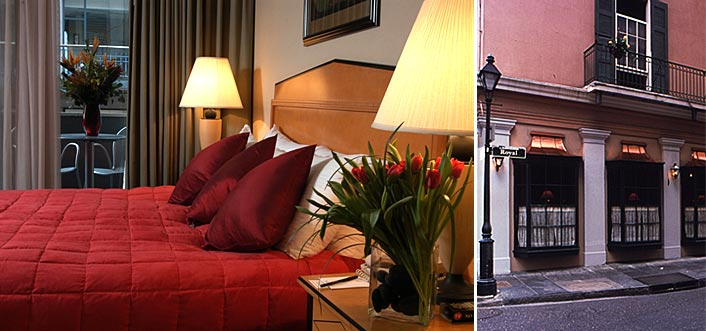 New orleans boutique hotels new orleans louisiana for Boutique hotel orleans france